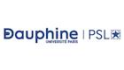 Université Paris Dauphine-PSL - Département  MIDO